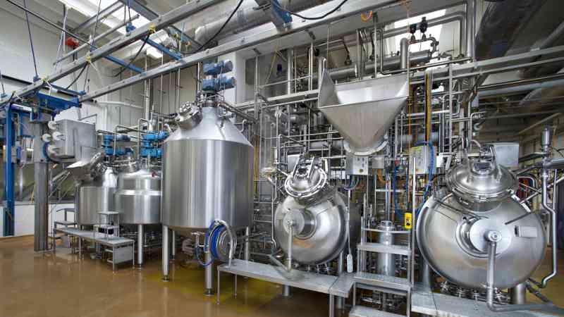 control de plagas para la industria alimentaria 